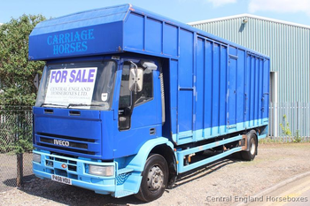 14t Iveco 4 stall