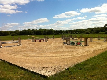 Livery available at Rowebuck Stud Equestrian centre near Lewes in East Sussex
