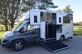4.5 Tonne Tatton Eventor Horsebox