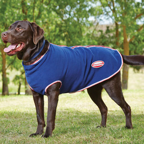 Weatherbeeta - Fleece Zip Dog Rug