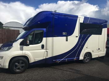 Tatton Eventor 4.5 Tonne Manual