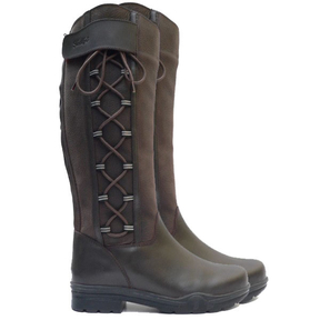 Gallop - Gateley Country Boots - Wide - UK4