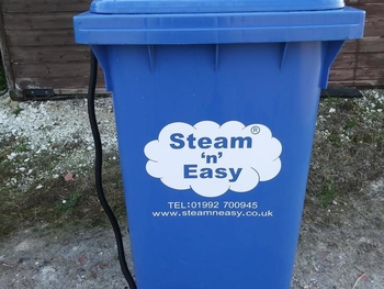 Steam 'n' Easy Hay Steamer