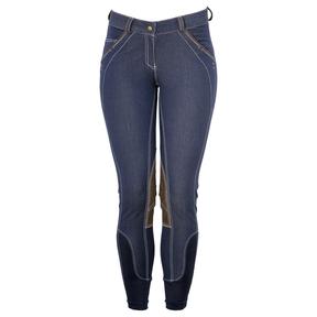 Horseware - Denim Knee Patch Breeches