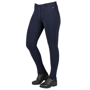 Dublin - Supa-Fit Pull On Knee Patch Jodhpurs