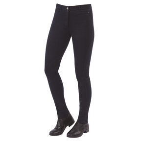 Dublin - Supa-Fit Zip Up Knee Patch Jodhpurs