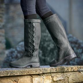 Dublin - Full Grain Pinnacle Boots