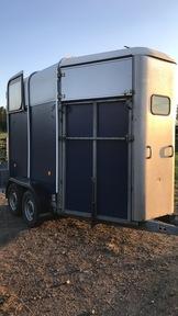 IFor williams horse trailer 505