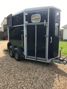 IFOR WILLIAMS 506 HORSE TRAILER FOR SALE