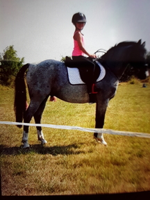 Handsome 12.2hh lead rein/second pony