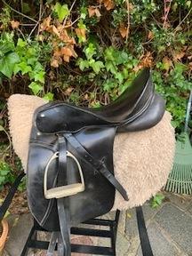 Passier Optimum Dressage Saddle used
