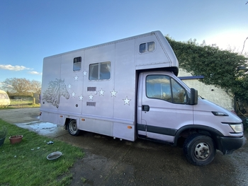 5.2t iveco, 2005 lovely living