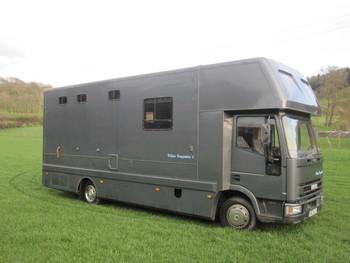 7.5 Ton Horse Box, Wilcox Competitor 3 – For SALE, Central Scotland