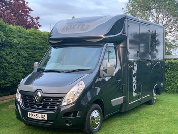 FOXY STALLION PREMIER RENAULT MASTER 65 plate 55k mikes
