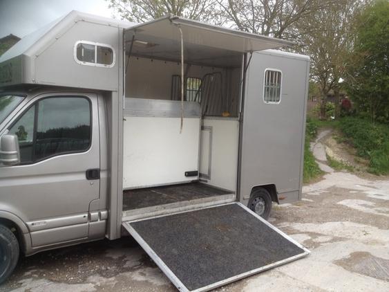Southdowns Horse Transport