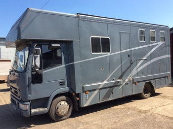 2002 FORD IVECO 7.5 ton