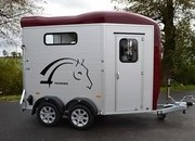 Cheval Touring Horse Trailer Saddle Room for Hire Rental Only 1 Day Berkshire