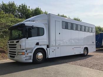 2019 – 8 HORSE EMPIRE TRANSPORTER – 69,950 plus VAT.