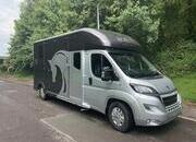 Brand New and Unregistered Equi-Trek Sonic Five Seats Excel 3500kg