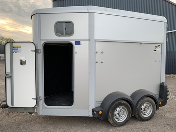 Ifor Williams HB506 - Silver