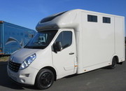 2015 Renault Master Coach built by Wagner,New Build. Stalled for 2 rear facing.. 56,862 Miles