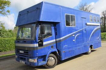 1998 Iveco Eurocargo 75E15