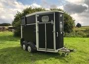 Pre Owned Ifor Williams HB506  Ref: 450