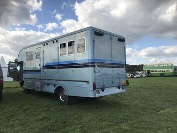 bedford tl. coachbuilt. 4 horse.
