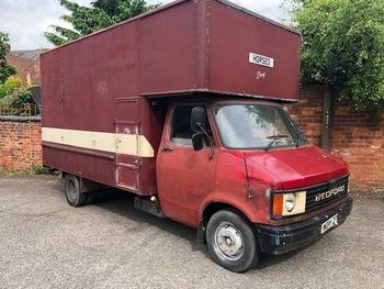 Bedford horse box