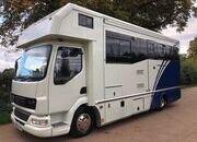 2003 DAF LF45.170 Horse Lorry