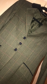 Gorgeous Tweed Show Jacket!!