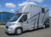 Brand New 4.5 ton Fiat Ducato Coach built by Empire. Stalled for 2 rear facing.. Unregistered.. BRAND NEW