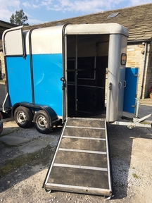 Ifor Williams Horse Trailer Excellent Condition