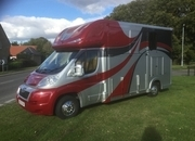 ASCOT 2, New Build Weekender,  Peugeot Boxer 13 Reg  ,  £ 26,950   ,Full service record   LWB,  Separate  living , Sat Nav,Air Con,Sleeps 4