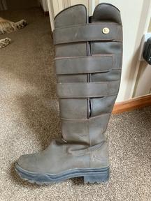 Yard / riding boots