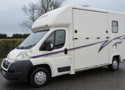 2008 Citroen Relay 3.5 ton Coach built by John Oats. Stalled for 2 rear facing. Very smart. LWB chassis