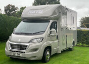 FOXY STALLION PREM **AVAILABLE NOW 27/8** 3.5T AIRCON AND SATNAV