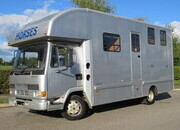 1999 DAF 45 150 7.5 Ton Coach built by Highbarn. Stalled for 3 with smart living.