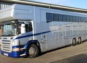 2007 Scania 26 Ton Coach Built by Elite Horseboxes