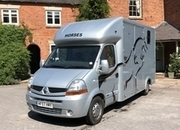 Chaigley Horse Lorry 3.5T Renault 2 Owners From New Px Welcome 1200KG Payload