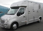 2015 Vauxhall Movano Coach built by Select. Select Excel Model. Stalled for 2 rear facing.. 76,986 miles