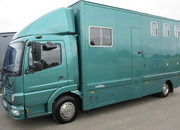 *** NEW PRICE *** 2006 Mercedes Benz Atego Automatic. Professional Minster conversion. Stalled for 3 with smart living..
