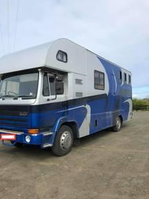 Horsebox 12t Coachbuilt DAF 55 160k km EXCELLENT