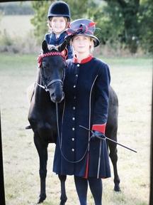 Gorgeous lead rein show pony