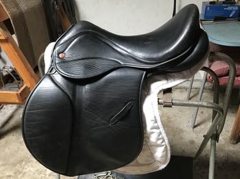 "16.5"" saddle company"