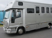 2007 56 Iveco Eurocargo Coach built by Oakley. Stalled for 3 with smart living.