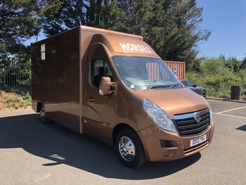 VAUXHALL MOVANO, 3.5T, ELITE WEEKENDER, NEW BUILD, READY TO GO, INCLUDING VAT @JMS HORSEBOXES