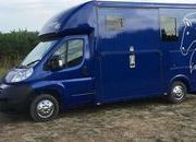 2012 Citroen Relay 3.5T Horsebox