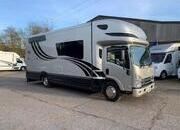 Pre-Owned Equi-Trek Endeavour Excel Plus 7500kg