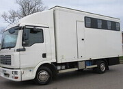 2008 MAN TGL 7.5 Ton Professional conversion by Elite coach works. Stalled for 3/4 with smart living.. Mot Feb 2022